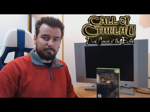 CALL OF CTHULHU: DARK CORNERS OF THE EARTH (Xbox / PC) - El universo de H.P. Lovecraft
