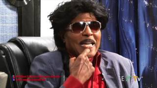 Charles Wright-Express Yourself Show (Interview with Little Richard Part 1)