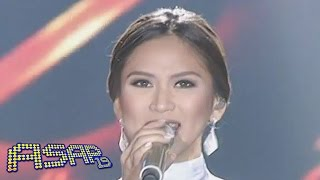 Sarah Geronimo sings 'Kilometro' on ASAP