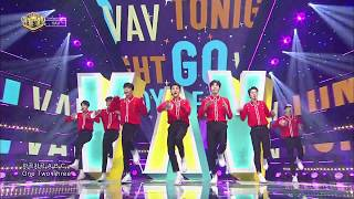 《Comeback Special》 VAV – ABC (Middle of the Night) at Inkigayo 170709