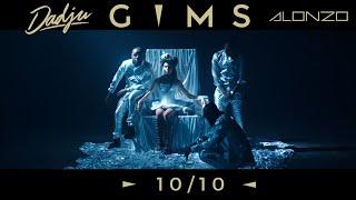GIMS - 10/10 (ft. Dadju & Alonzo)