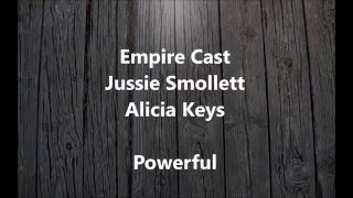 Empire Cast - Powerful (Hungarian lyrics\Magyar felirat) HQ