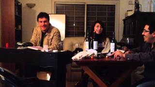 Quién se ha tomado todo el vino (unplugged) - Lucas y sus Amigos