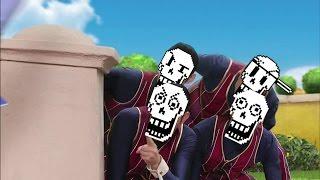 Lazytrousle (We Are Number One Bonetrousle Mashup)