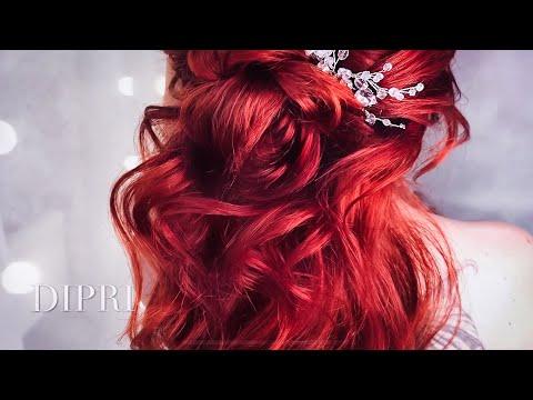 Прическа за 10 минут | Обучение прическам с нуля | Hairstyle in 10 minutes | Hairstyles from scratch