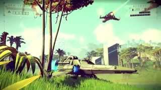 """Zechnition - No Man's Sky """"Infinite Worlds"""" Trailer With New Music & Sound Effects"""