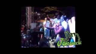 El Teke Teke by Carlito Way & Crazy Design en el Carnaval Puerto Plata