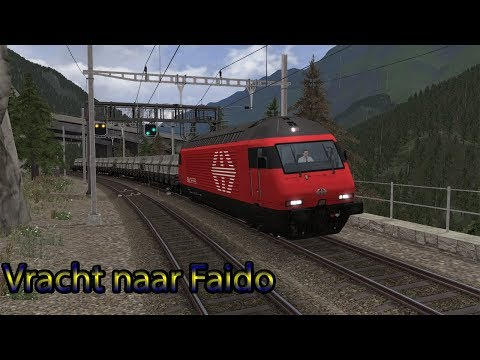 Tunnels, bergen en veel meer - Train Simulator 2019
