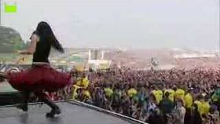 Evanescence- Going Under Live at Download Festival