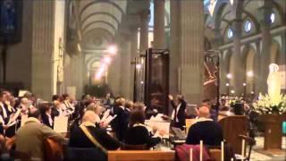 DONNA MARIA cantata dal CORO DELLE SIGNE - GIORNATA DEL MALATO 2015 -BASILICA SAN LORENZO