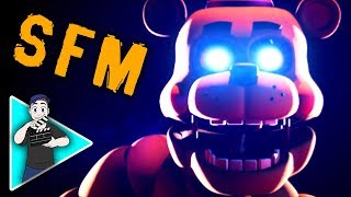 "(SFM) FNAF SONG ""Lots of Fun"" [Official Music Video Animation]"