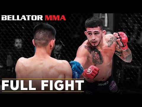 Full Fight | Sergio Pettis vs Alfred Khashakyan | Bellator 238