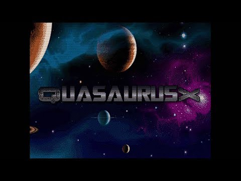 Quasaurus X (2018) | Preview | Amiga | Homebrew World