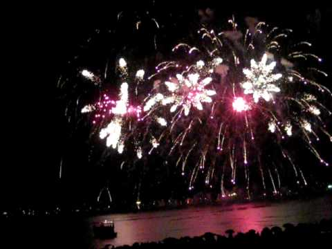 Celebration of Light Fireworks in Vancouver – South Africa (Part 8)