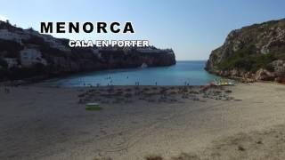 Menorca Cala en Porter DJI Phantom 3 Standard