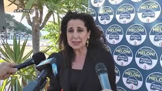 SAN FERDINANDO (RC): L'ON. WANDA FERRO INTERVIENE DOPO LA SASSAIOLA