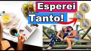 ESPEREI TANTO POR ESSE MOMENTO + COMPRAS DE 3 REAIS