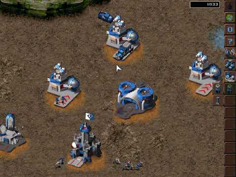 KKND: Krush Kill 'N Destroy (Survivors: Mission 10) (Beam Software) (MS-DOS) [1997] [PC Longplay]