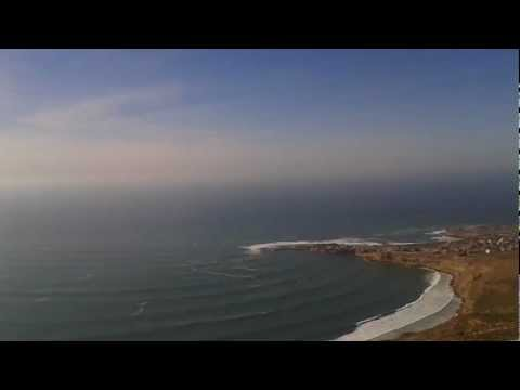 360° view from Imsouane, Morocco