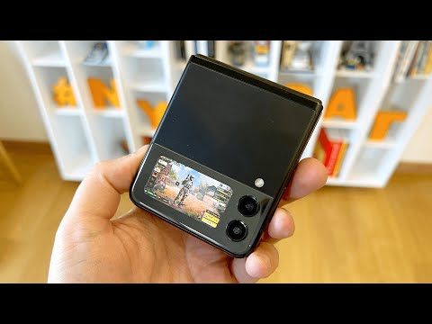 COD Mobile sullo schermo esterno di Z Fl …