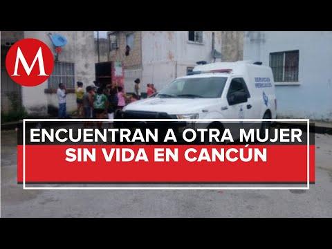 En Cancún, hallan sin vida a mujer; hay un detenido