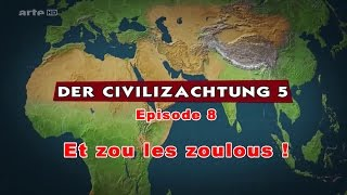 video : Bazar du Grenier le dessous des cartes 8 - Zou les Zoulous ! en vidéo