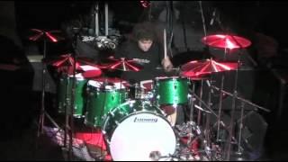 Sam Adato Drum Solo live at the Warfield SF