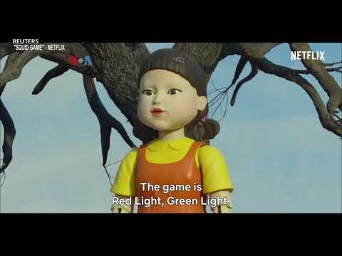 """Sukses """"Squid Game"""" Tingkatkan Minat Warga AS pada Konten dan Bahasa Korea"""