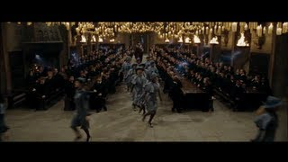 Harry Potter and the Goblet of Fire - Foreign Visitors Arrive