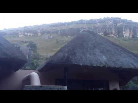 Drakensberg Park, or uKhahlamba Park