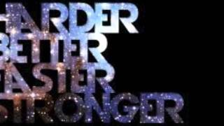 Mystica vs. Countdown vs. Harder, Better, Faster, Stronger (Voelker Mashup)