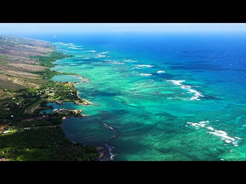 Molokai, Hawaii in 4K Ultra HD