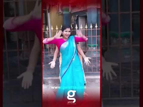 Alya Manasa & Bigg Boss Team Latest Dance Video | Gaby , Samyuktha , Pugazh | Vijay tv | #Shorts