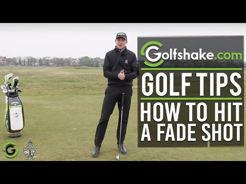 How To Hit A Fade Shot - Improve Your Iron Play Series