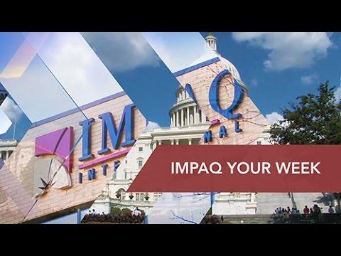 IMPAQ Your Week - October 10, 2016