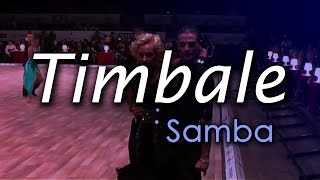 SAMBA   Belle Perez & Dj Ice - Timbale (50 BPM)