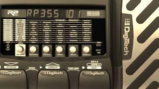 RP355 recording demo
