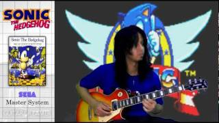 Sonic The Hedgehog (Master System) - Scrap Brain Zone (GuitarDreamer)