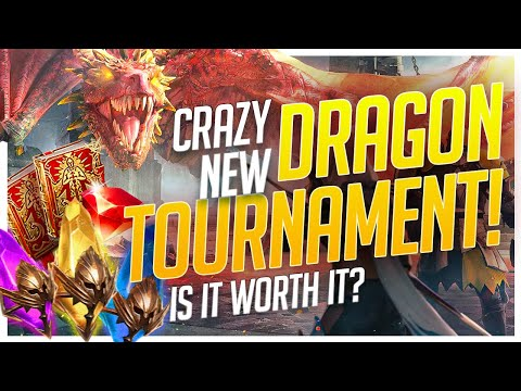 RAID | NEW DRAGON TOURNEY STRUCTURE | WORTH IT FINALLY?