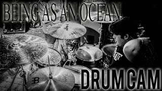 Connor Denis | Being As An Ocean | Mediocre Shakespeare (Drum Cam) LIVE!