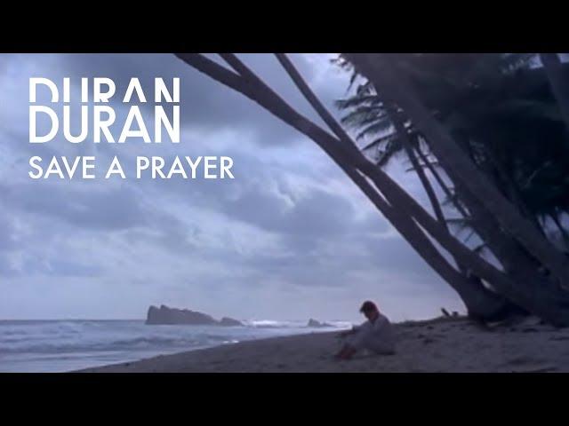 Vídeo del tema Save a Prayer, del grupo Duran Duran
