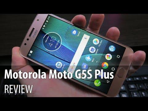Motorola Moto G5S Plus Review în Limba Română