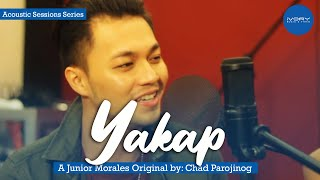 Chard Parojinog | Yakap (Junior Morales) | Acoustic Sessions Series