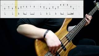 Anderson Paak - Come Down (Bass Cover) (Play Along Tabs In Video)