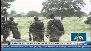 Gunmen raids Pandanguo village in Lamu, robbing six police reservists of their guns