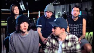 Bring me the Horizon, Throne video + tour diaries - All that Remains, Victory Lap video