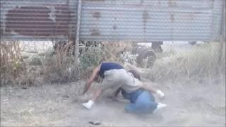 El pinche mara se pelea con (bonber) por decirle chapete