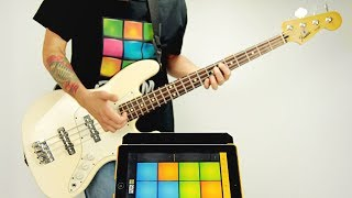 How To Make A Sound Pack With A Bass Guitar And Drum Pads 24