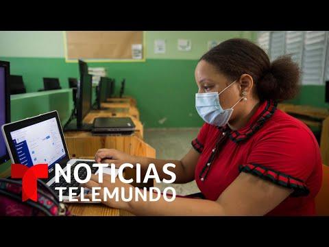 En República Dominicana el COVID-19 se ha ensañado con los maestros | Noticias Telemundo