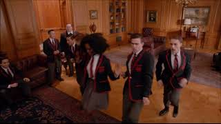 Glee - Tightrope (Full Performance + Scene) 6x02